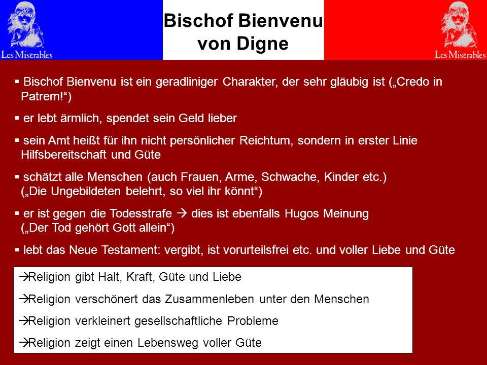 Bischof Bienvenu von Digne
