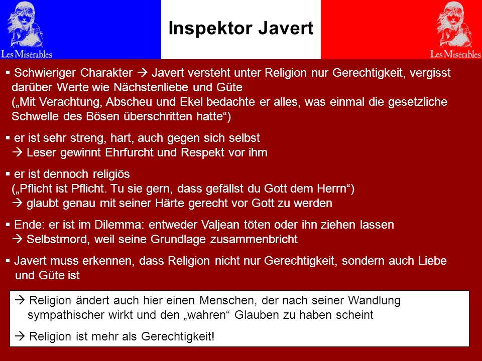 Inspektor Javert