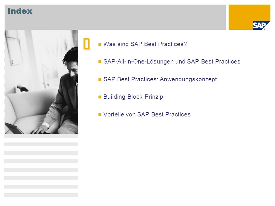 è Index Was sind SAP Best Practices