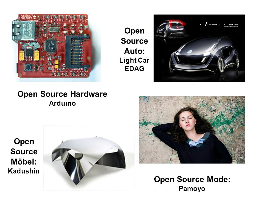 Open Source Hardware Arduino