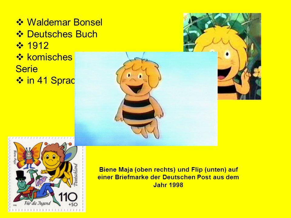 komisches Buch und animierte TV-Serie in 41 Sprachen übersetzt