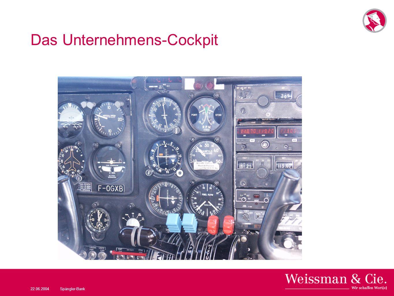 Das Unternehmens-Cockpit