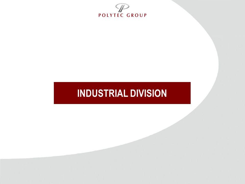 INDUSTRIAL DIVISION Titel und Inhalt