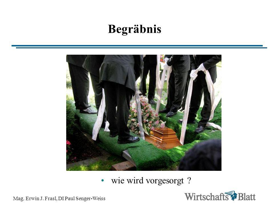 Mag. Erwin J. Frasl, DI Paul Senger-Weiss