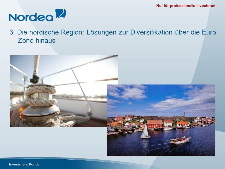 3. Die nordische Region: Lösungen zur Diversifikation über die Euro-Zone hinaus