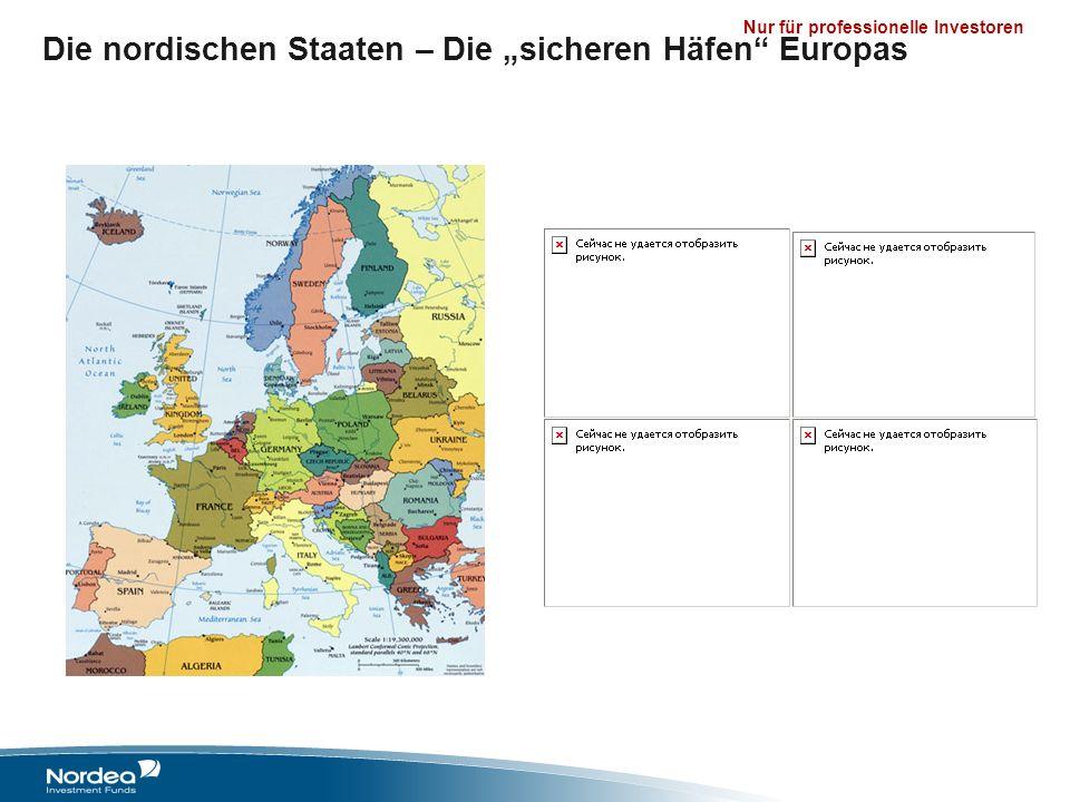 """Die nordischen Staaten – Die """"sicheren Häfen Europas"""