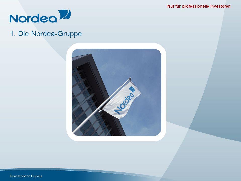 1. Die Nordea-Gruppe 3