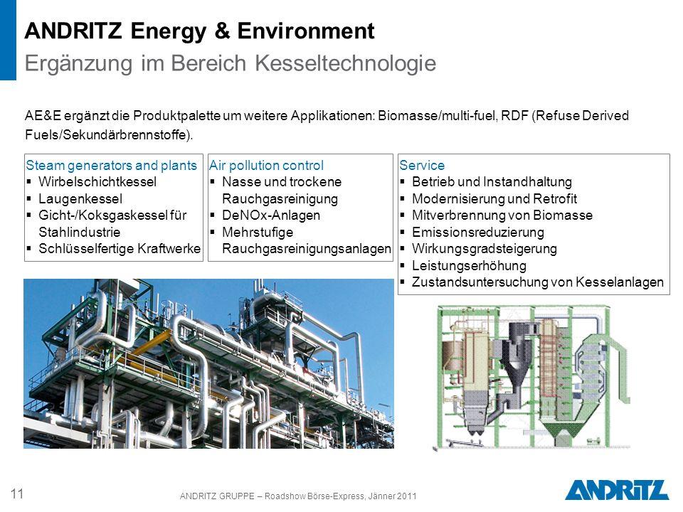 ANDRITZ Energy & Environment