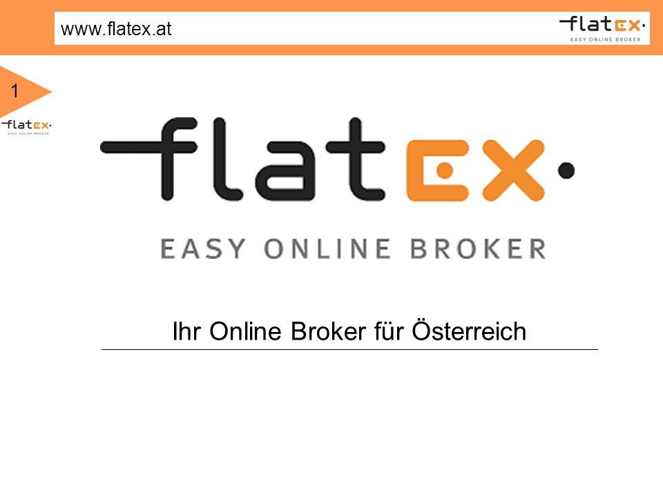Ihr Online Broker für Österreich