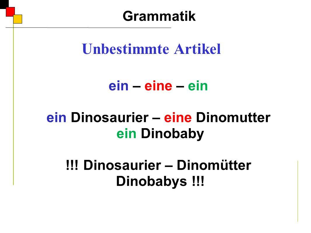 ein Dinosaurier – eine Dinomutter !!! Dinosaurier – Dinomütter