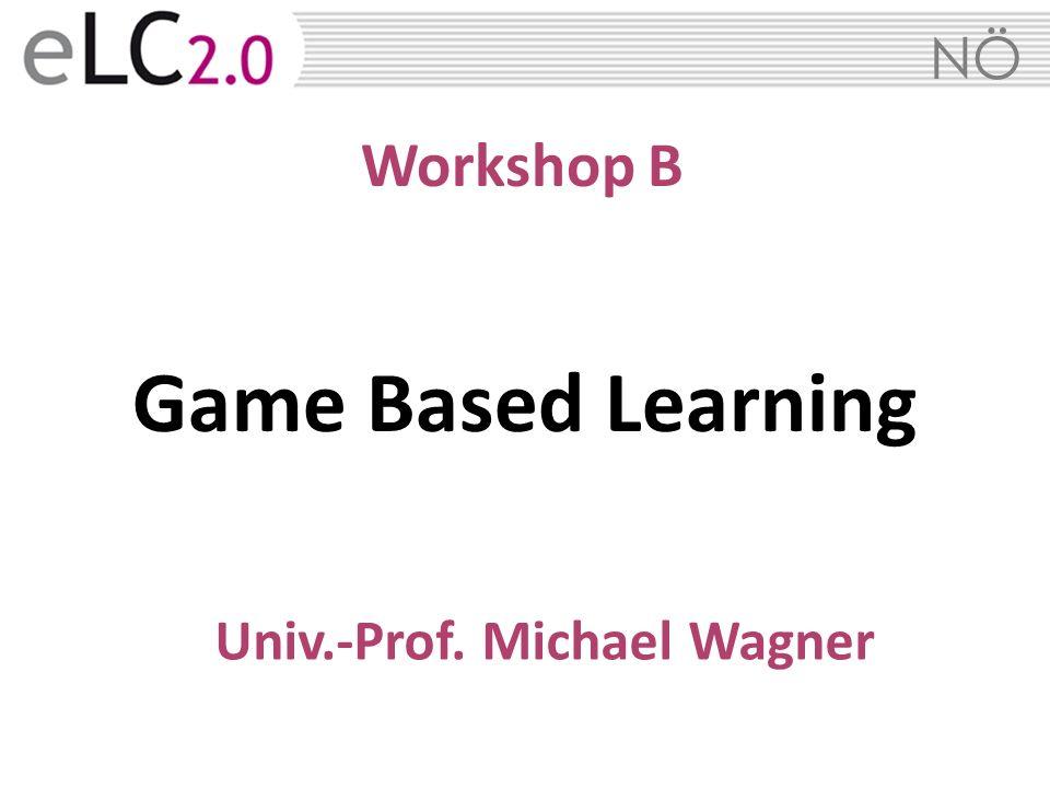 Univ.-Prof. Michael Wagner