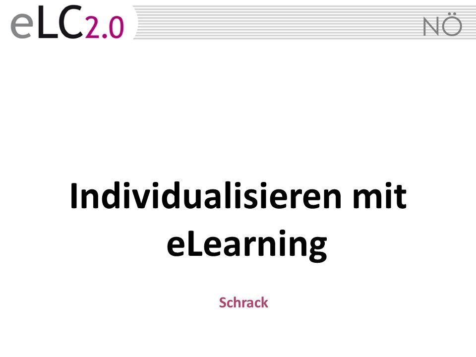 Individualisieren mit eLearning