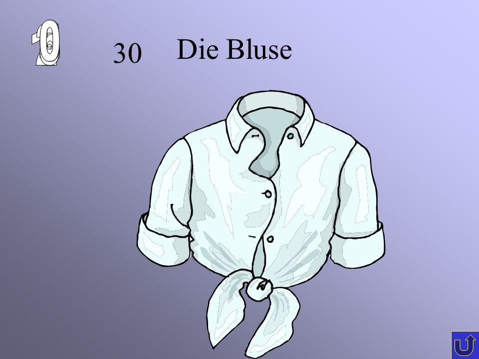 6 1 2 5 4 3 Die Bluse 30