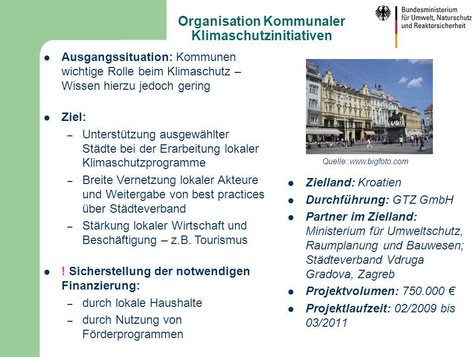 Organisation Kommunaler Klimaschutzinitiativen