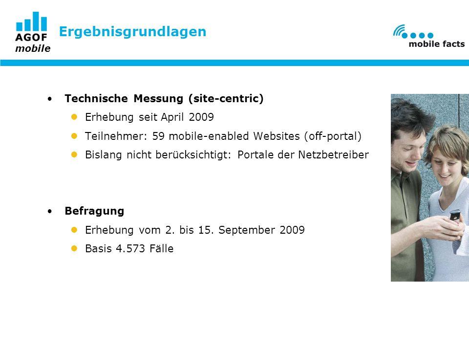 Ergebnisgrundlagen Technische Messung (site-centric)