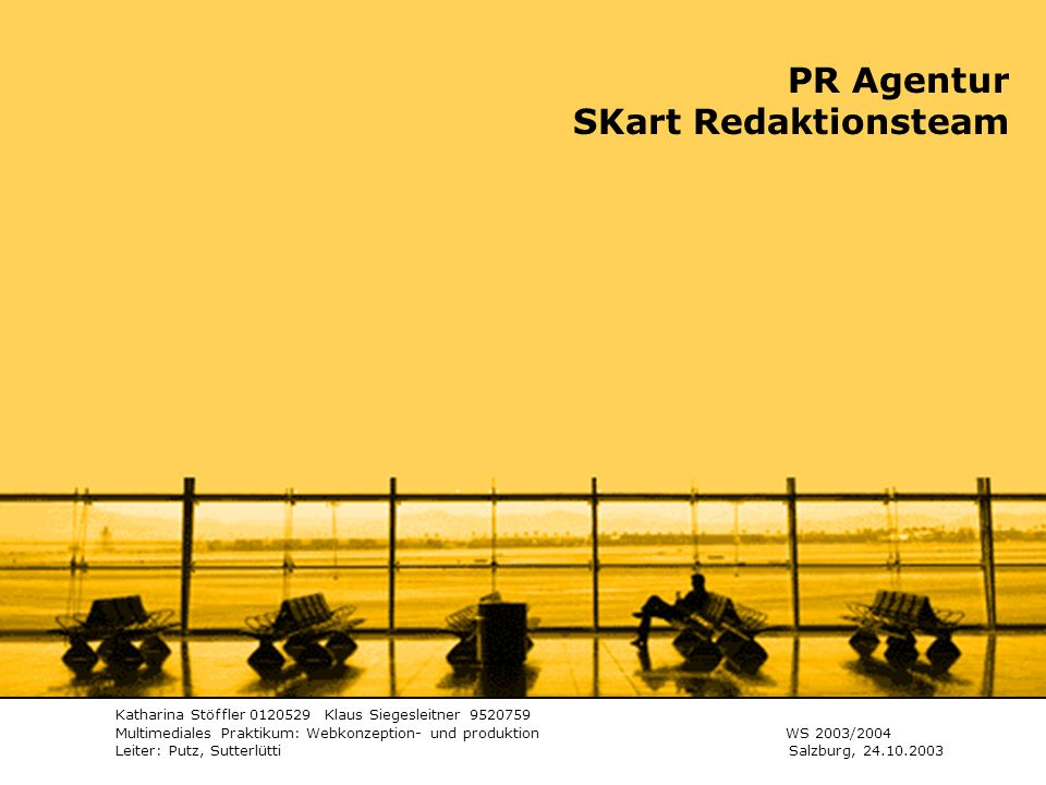 PR Agentur SKart Redaktionsteam