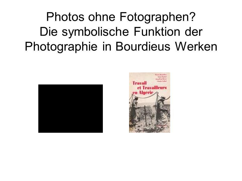 Photos ohne Fotographen