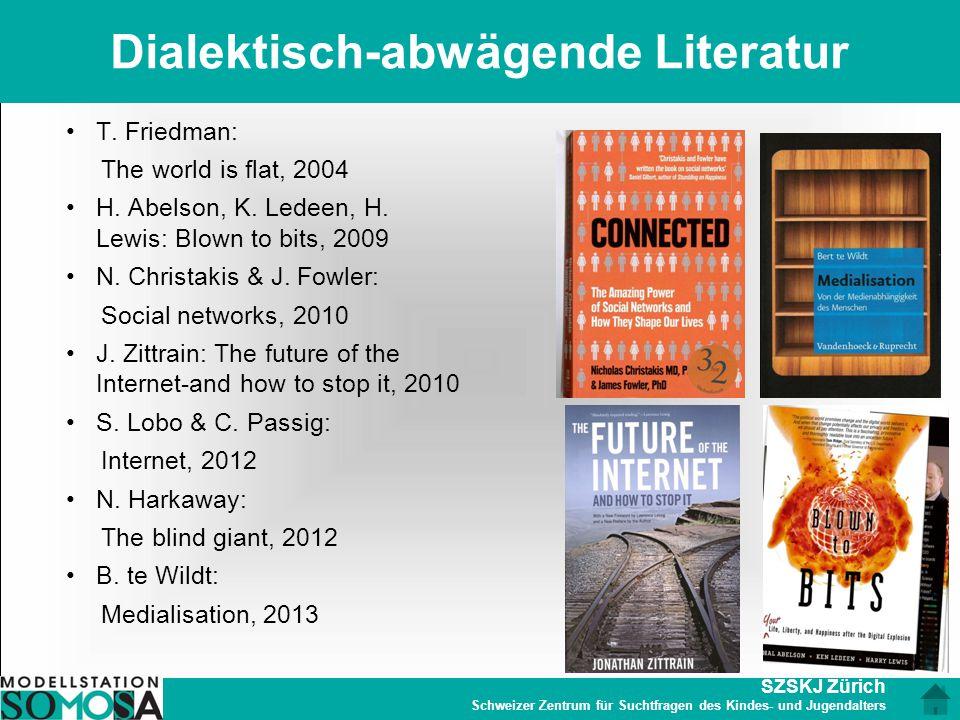 Dialektisch-abwägende Literatur