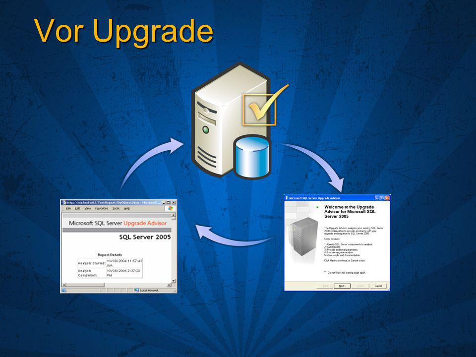 3/27/2017 3:08 PMVor Upgrade. © 2004 Microsoft Corporation. All rights reserved.