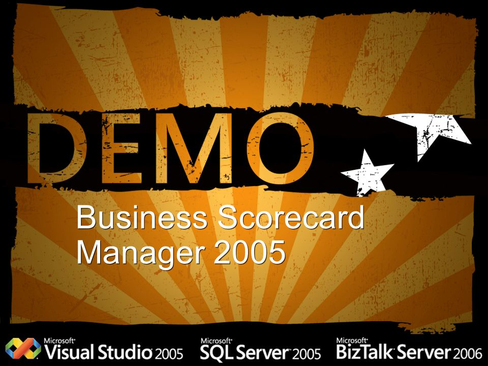 Business Scorecard Manager 2005
