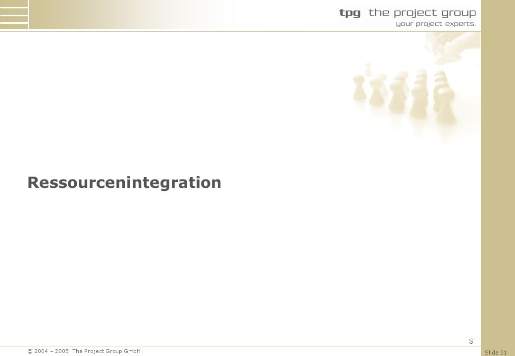 Ressourcenintegration