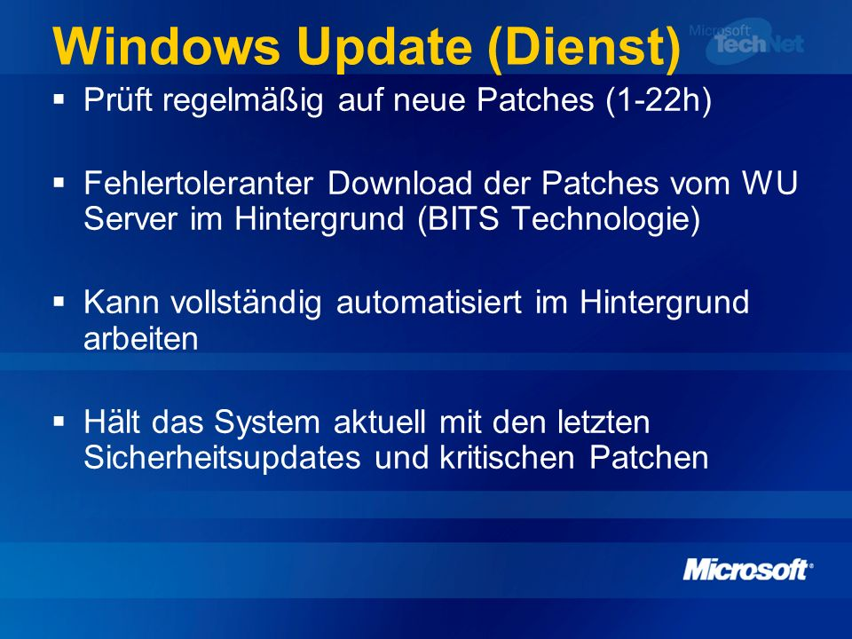 Windows Update (Dienst)
