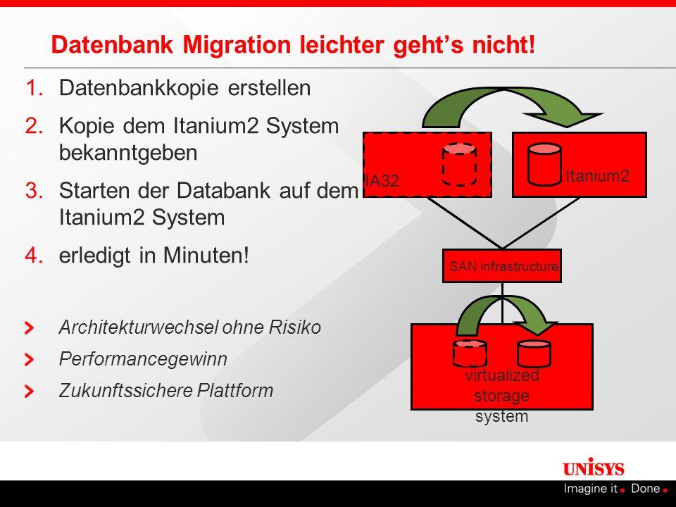 Datenbank Migration leichter geht's nicht!