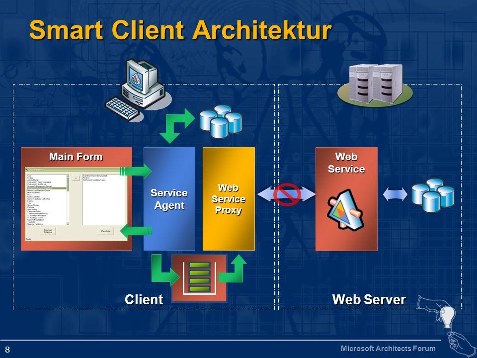 Smart Client Architektur