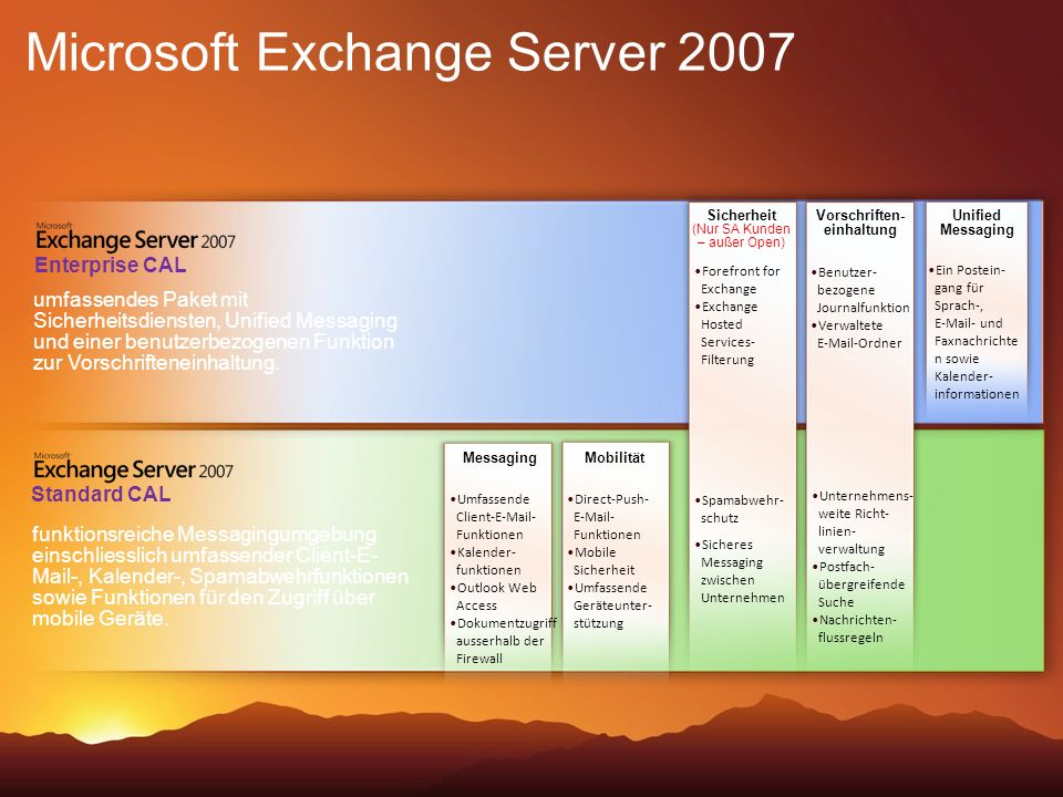 Microsoft Exchange Server 2007