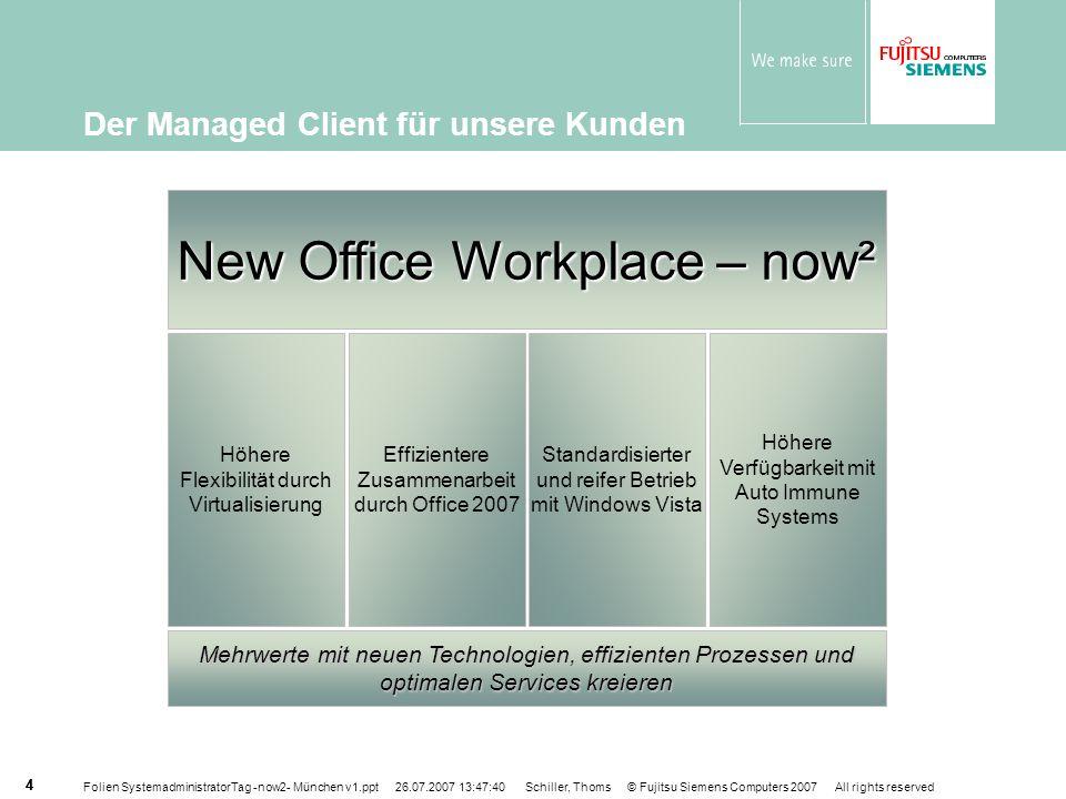 Der Managed Client für unsere Kunden