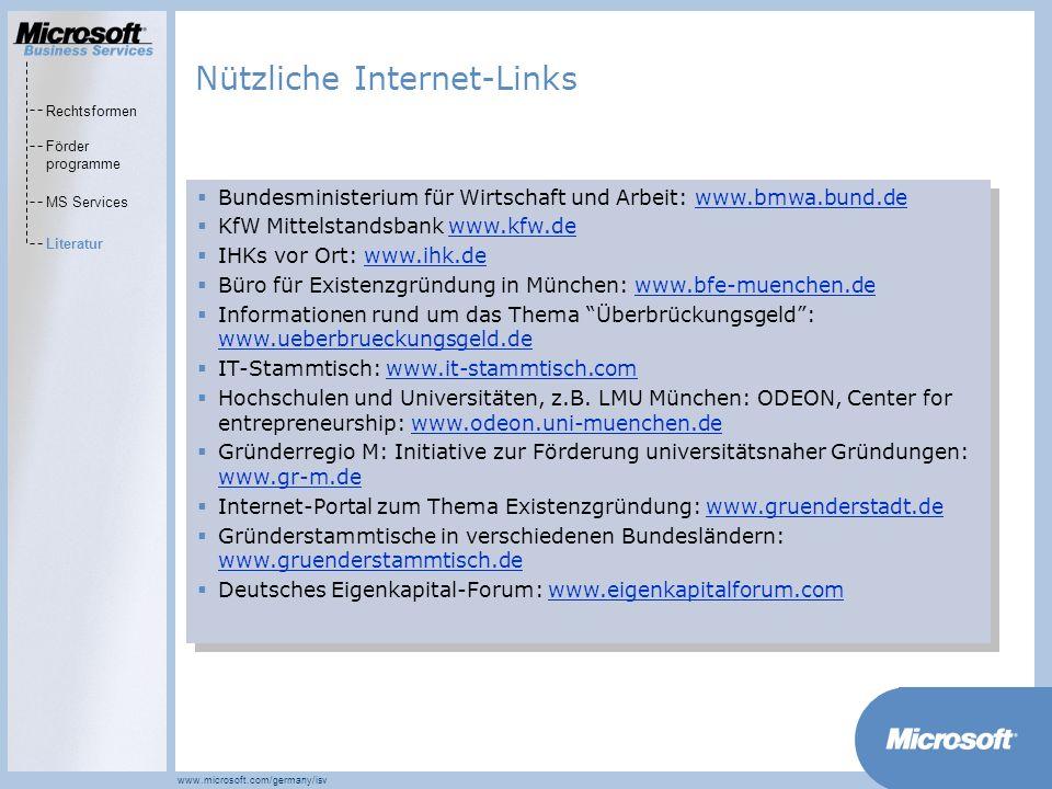 Nützliche Internet-Links