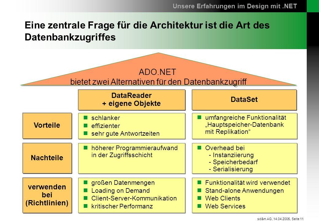 DataReader + eigene Objekte verwenden bei (Richtlinien)
