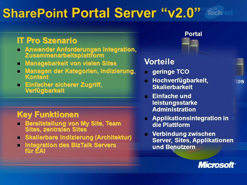SharePoint Portal Server v2.0