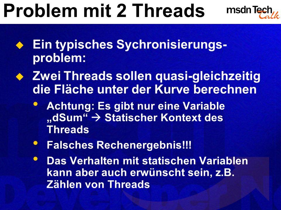 MSDN TechTalk – <<Monat JJJJ>> <<Thema>> 16