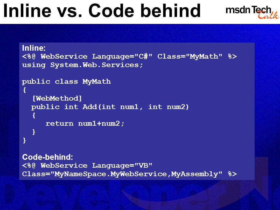MSDN TechTalk – <<Monat JJJJ>> <<Thema>> 20