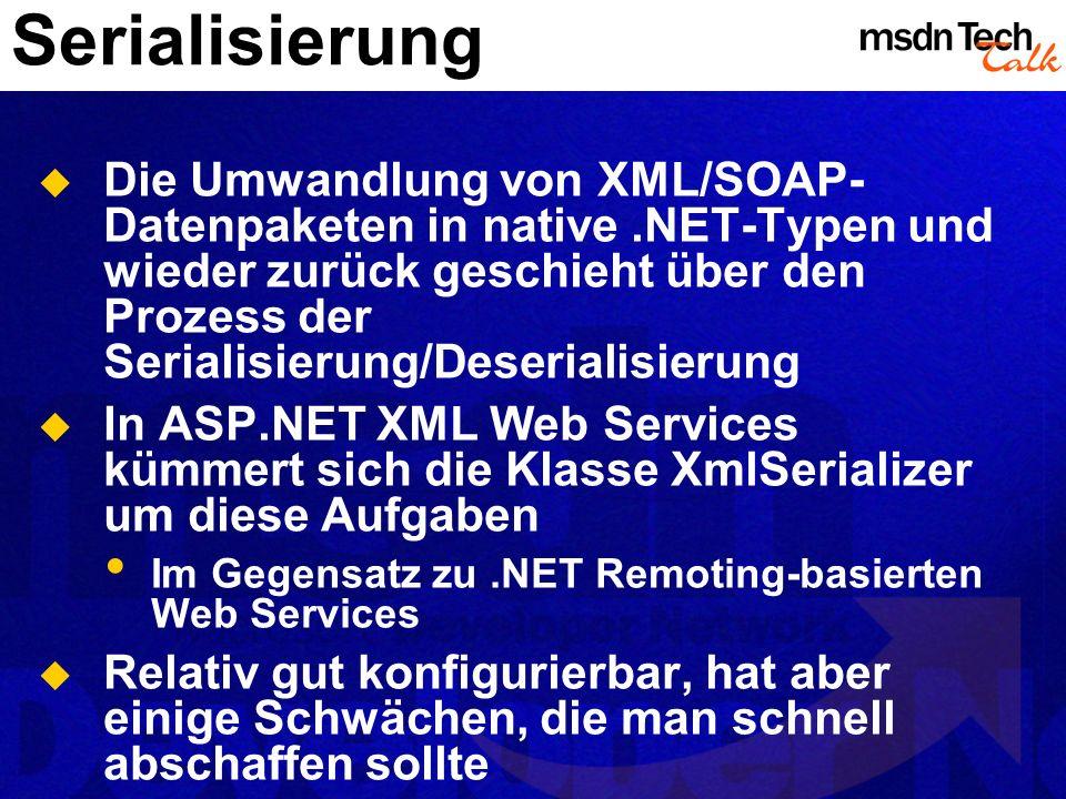 MSDN TechTalk – <<Monat JJJJ>> <<Thema>> 26