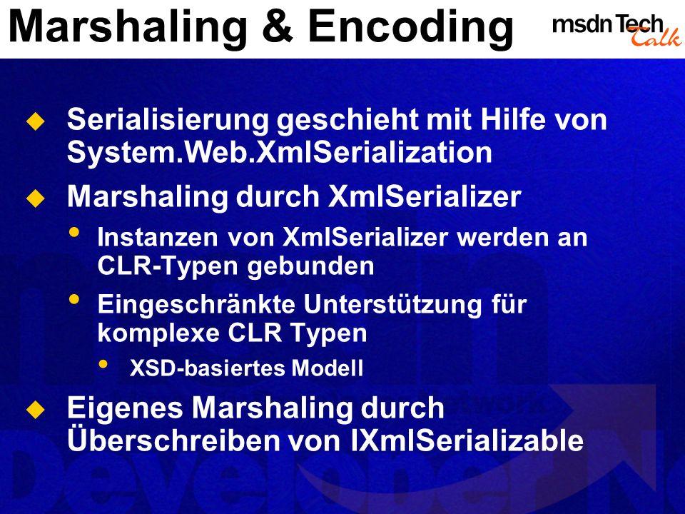 MSDN TechTalk – <<Monat JJJJ>> <<Thema>> 31