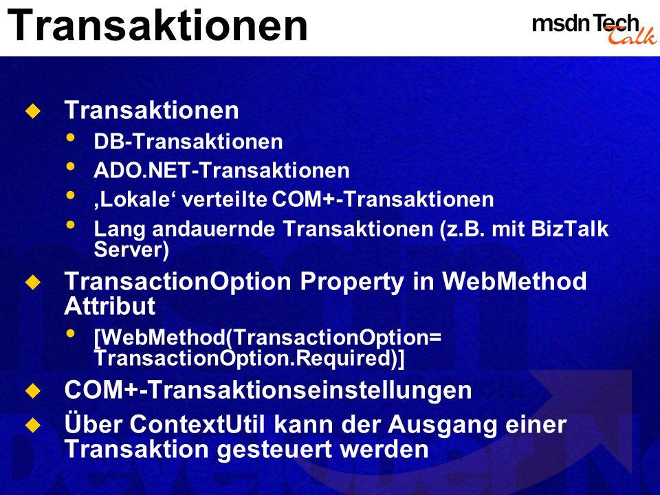 MSDN TechTalk – <<Monat JJJJ>> <<Thema>> 36