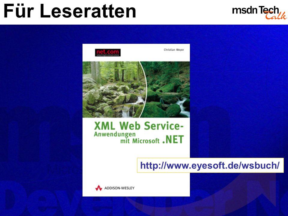 MSDN TechTalk – <<Monat JJJJ>> <<Thema>> 47