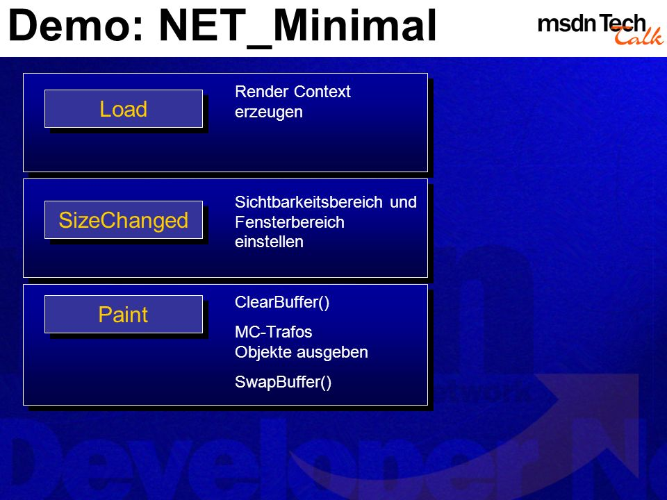 Demo: NET_Minimal Load SizeChanged Paint Render Context erzeugen