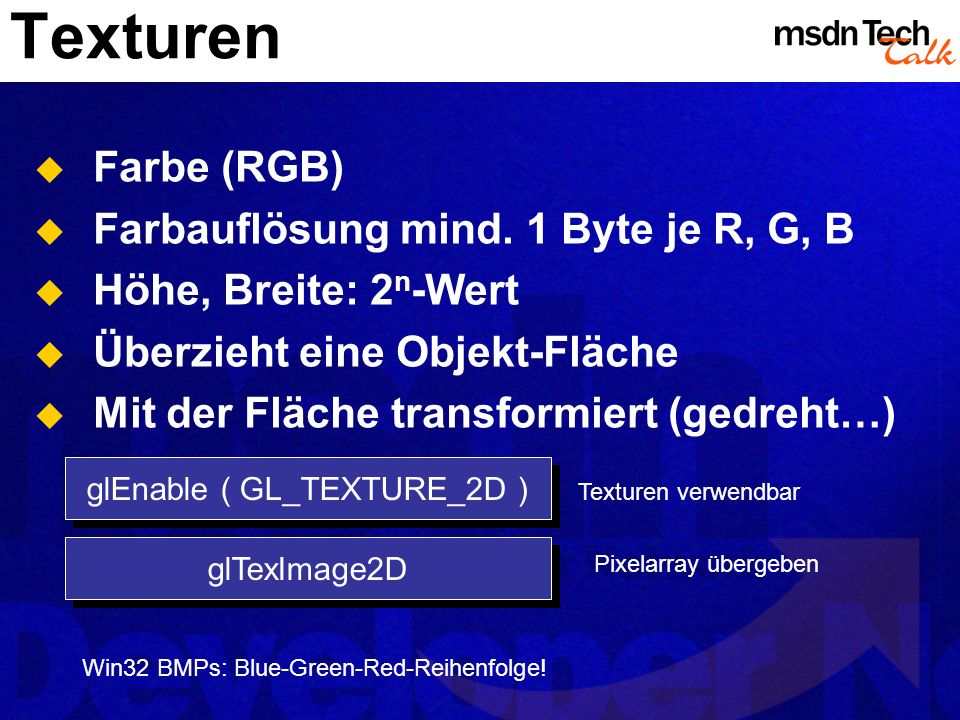 glEnable ( GL_TEXTURE_2D )