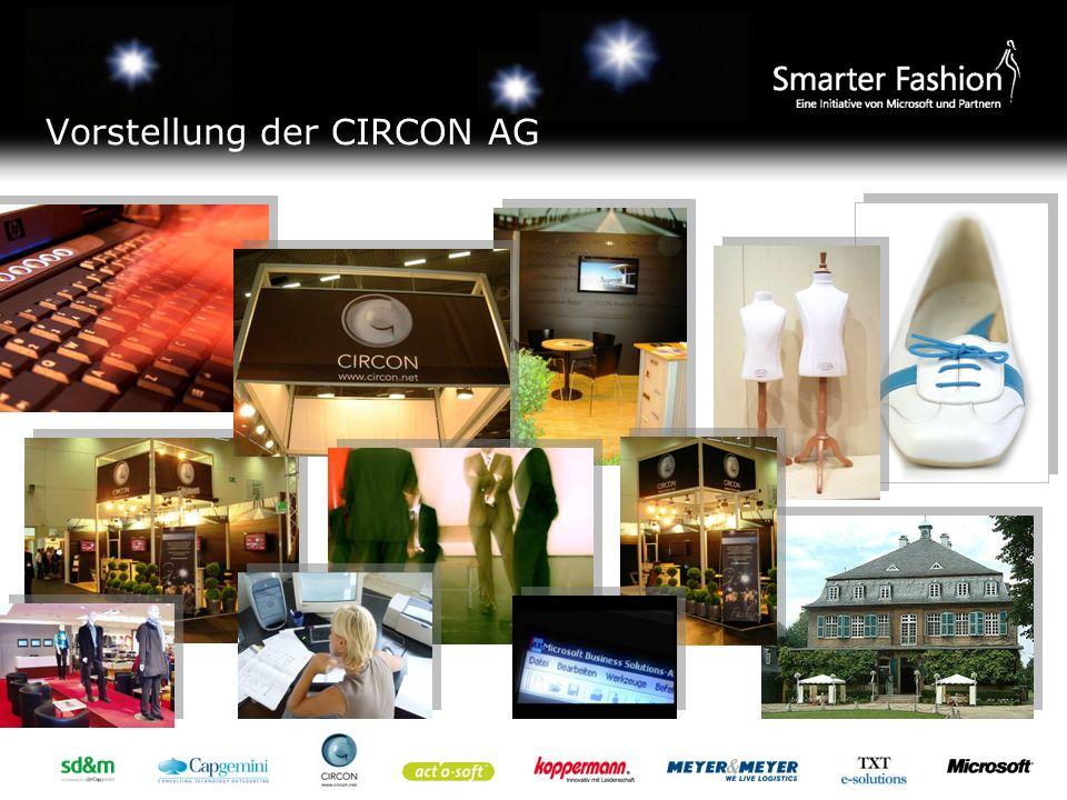 Vorstellung der CIRCON AG