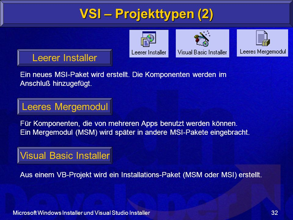 Visual Basic Installer