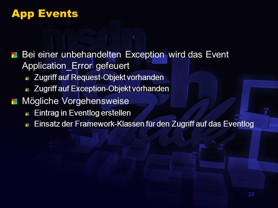 E3 - ASP.NET - Überblick und technischer Einstieg