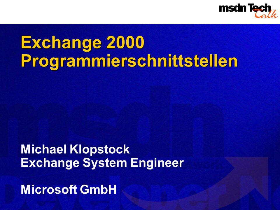 Programmierschnittstellen