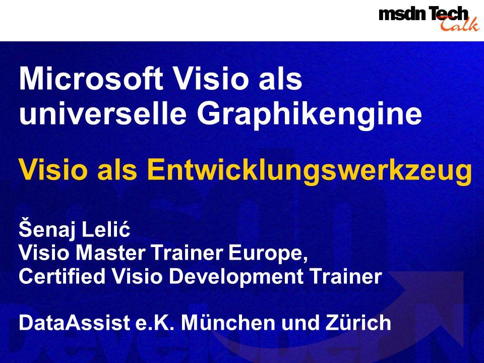 Microsoft Visio als universelle Graphikengine