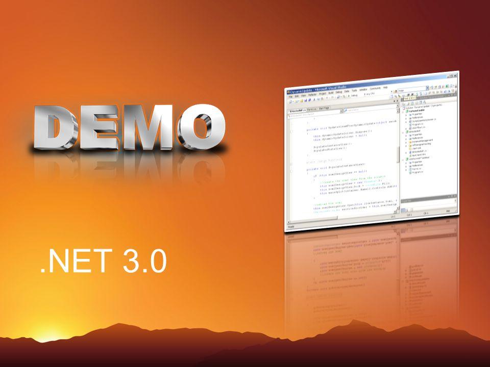 .NET 3.0 12