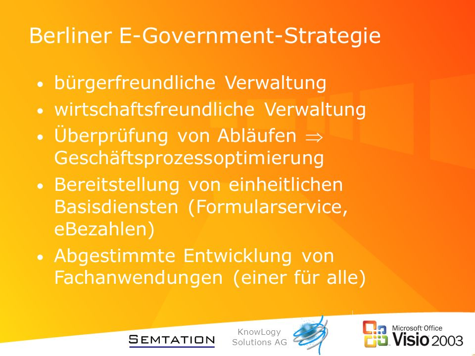 Berliner E-Government-Strategie