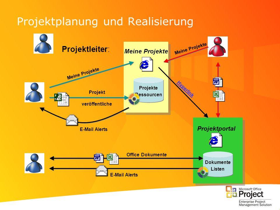 Projektplanung und Realisierung
