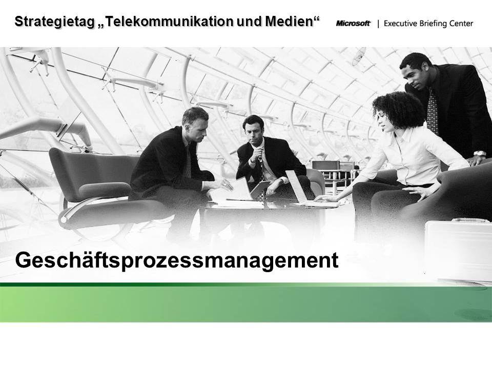 """Strategietag """"Telekommunikation und Medien"""